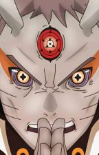 Otsutsuki Naruto by namikaze631