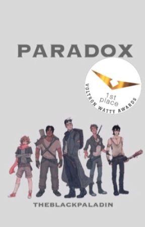 PARADOX » VOLTRON by theblackpaladin