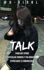 talk - jhope  by D-Girrl