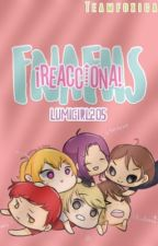 ¡FNAFHS Reacciona!  by l-limmy