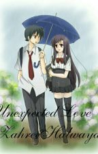 Unexpected Love  (Tagalog) by ZahreeHalwayat