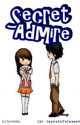 Secret Admire (PUBLISHED by VIVA-PSICOM)