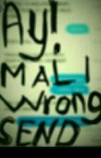 Ay mali!!! wrong send by Bts_trash0304