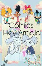 Cómics De *Hey Arnold*☄ by NOMYPIKASHU