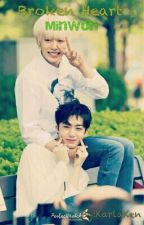 Broken Heart - Minhyuk y Hyungwon [Minwon O hyunghyuk - MONSTA X] by KarlaKen