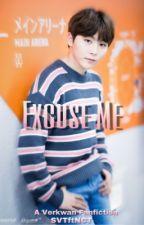 Excuse Me | Verkwan by HoshiYoshiMochi