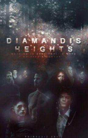 DIAMANDIS HEIGHTS by slayvatore