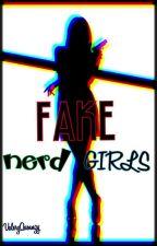 FAKE nerd GIRLS ( Slow Update :) ) by ValeriQuennzy
