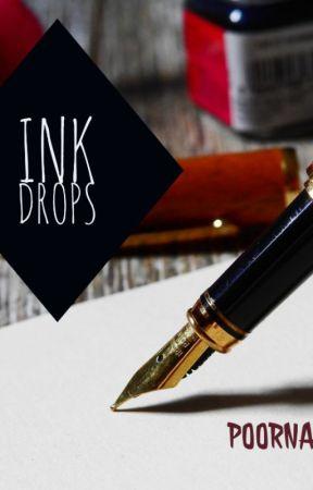 Ink Drops by poornaram