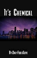 It's Chemical {Donnie x Reader} (Donatello x Reader) (TMNT x Reader) by OnlyFoolsLove