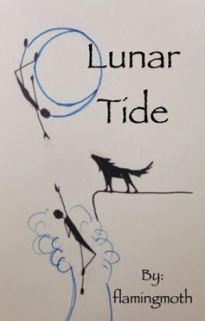 Lunar Tide by flamingmoth
