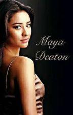 Maya Deaton by stasha1111
