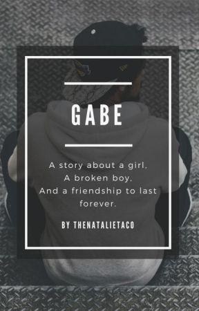Gabe by TheNatalieTaco