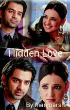 Hidden Love by manjuarshi