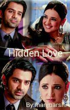 Hidden Love by manjuarshi