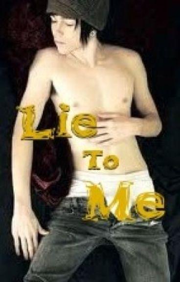 Lie To Me [boyxboy]