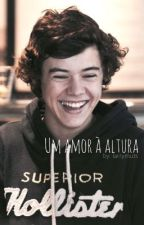 Um Amor À Altura (Larry Stylinson) by larrymuts