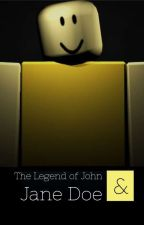 The legend of john and jane doe by haloangelcupcake