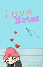 Love Notes | Taehyung × Reader by mayukiyuki_