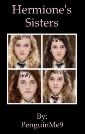 Hermione's Sister by -PenguinMe-