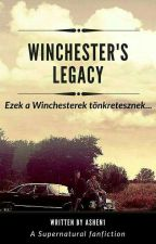 Winchester's legacy  (SPN ff.) [BEFEJEZETT] by Ashen1