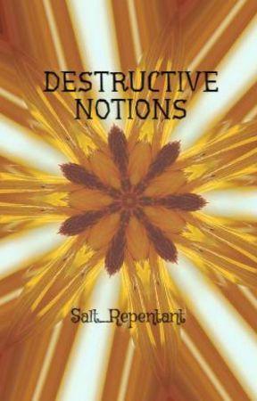 DESTRUCTIVE NOTIONS by Salt_Repentant