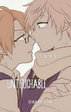 Untouchable: RusAme Fanfic by Emiko_Chanxoxox