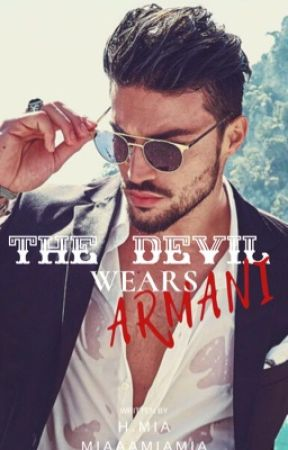 The Devil wears Armani by miaaamiamia