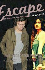 Escape (One Direction Fan Fiction) by tictactoe01
