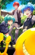Assassination Classroom x Reader by WaterWitch3
