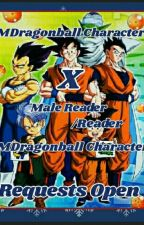Male Dragonball Characters X Reader/Male Reader X Male Character by VernelGaming