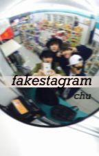 Fake'Stagram by hwangzlee