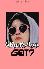 Whatsapp Got7 by booheadline