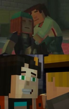 Minecraft Story Mode Ships On Hold Female Jesse X Lukas I