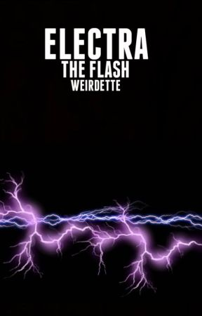 Electra  The Flash by Weirdette