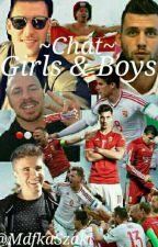 Gilrs & Boys ~Chat~ by MdfkSzakal