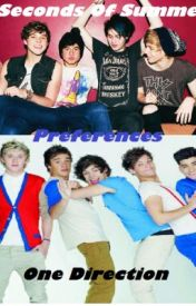 One Direction Preferences - HE CALLS YOU IN THE MIDDLE OF THE NIGHT