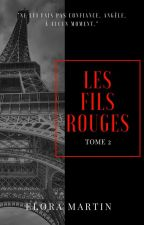 Les Fils rouges - Tome 2 -Mascarades by EloraMartin