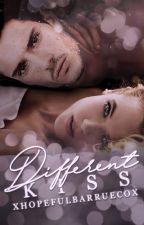 Different Kiss | NEW | by xHopefulbarruecox