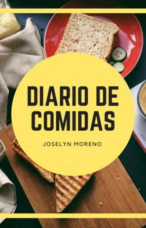Diario de Comidas by JoselynBurke