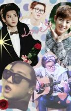 Kidnapped by Park Chanyeol by nurul_sabrina