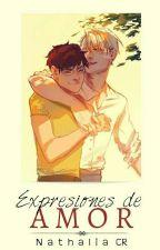 Expresiones de amor | Viktor x Yuri.  by _NathaliaCR