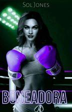 Boxeadora  by Soljones01