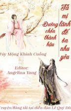 Dưỡng chồn thành hậu tà mị lãnh đế ôn nhu yêu by SinA_ss