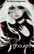 Ja Ghoulem(Tokyo Ghoul) by Panna_elegancka