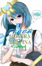 Free!    Siostra Delfina 🐬 by GalCheat