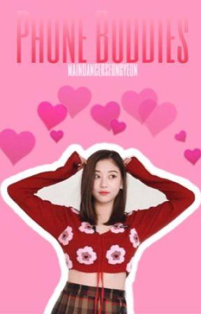 Phone Buddies (BTS AF) =Closed= by maindancerseungyeon