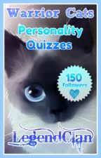 Warrior Cats: Personality Quizzes by legendclan