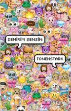 demirim sensin ▸ MARVEL TEXTING by tonehstark