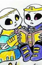 The Adventures of Nightmare sans x Reader: Story One by Midnight_shores